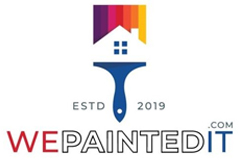 We Painted It's Logo